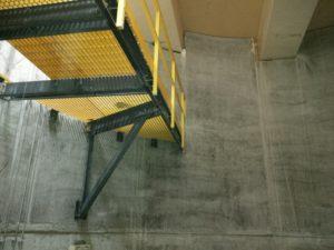 FRP railings